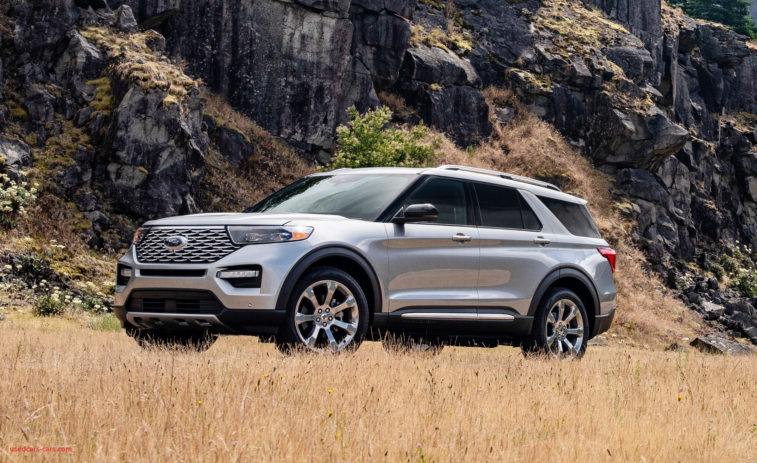Ford Explorer 2020 0 Luxury ford Explorer Features and Specs