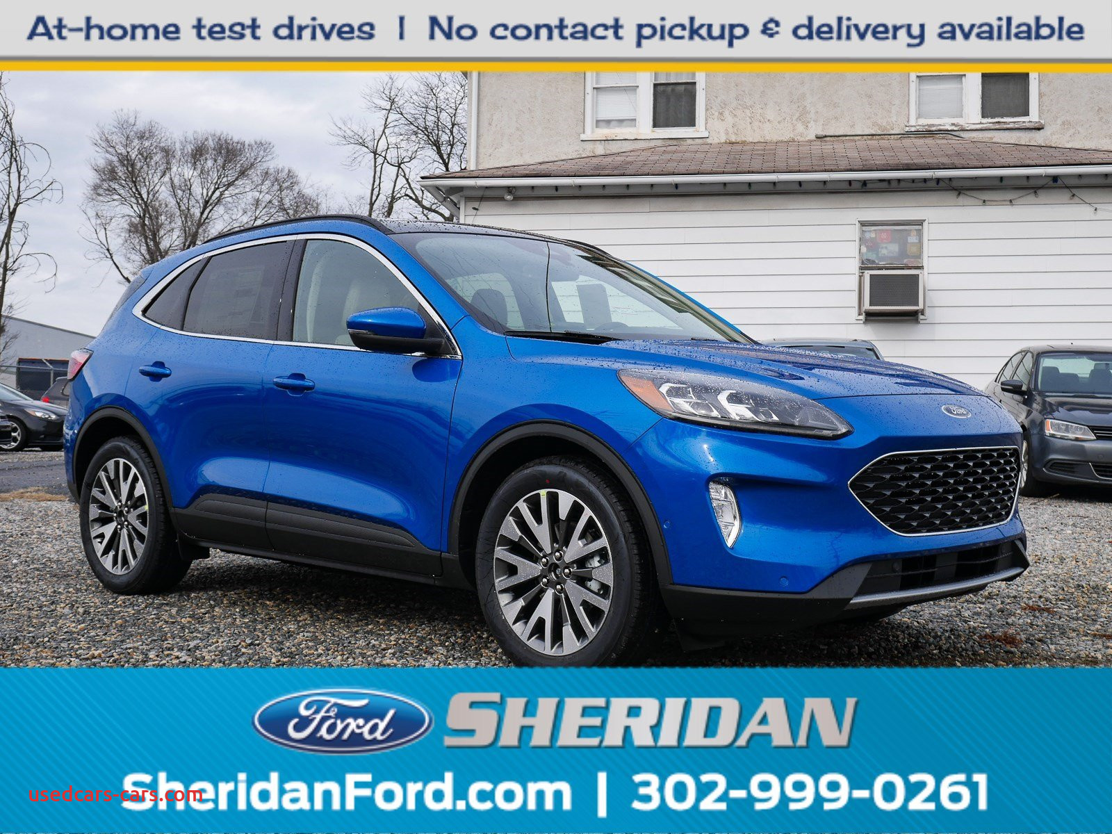 Mpg for 2020 ford Escape Hybrid Best Of New 2020 ford Escape Titanium Hybrid with Navigation