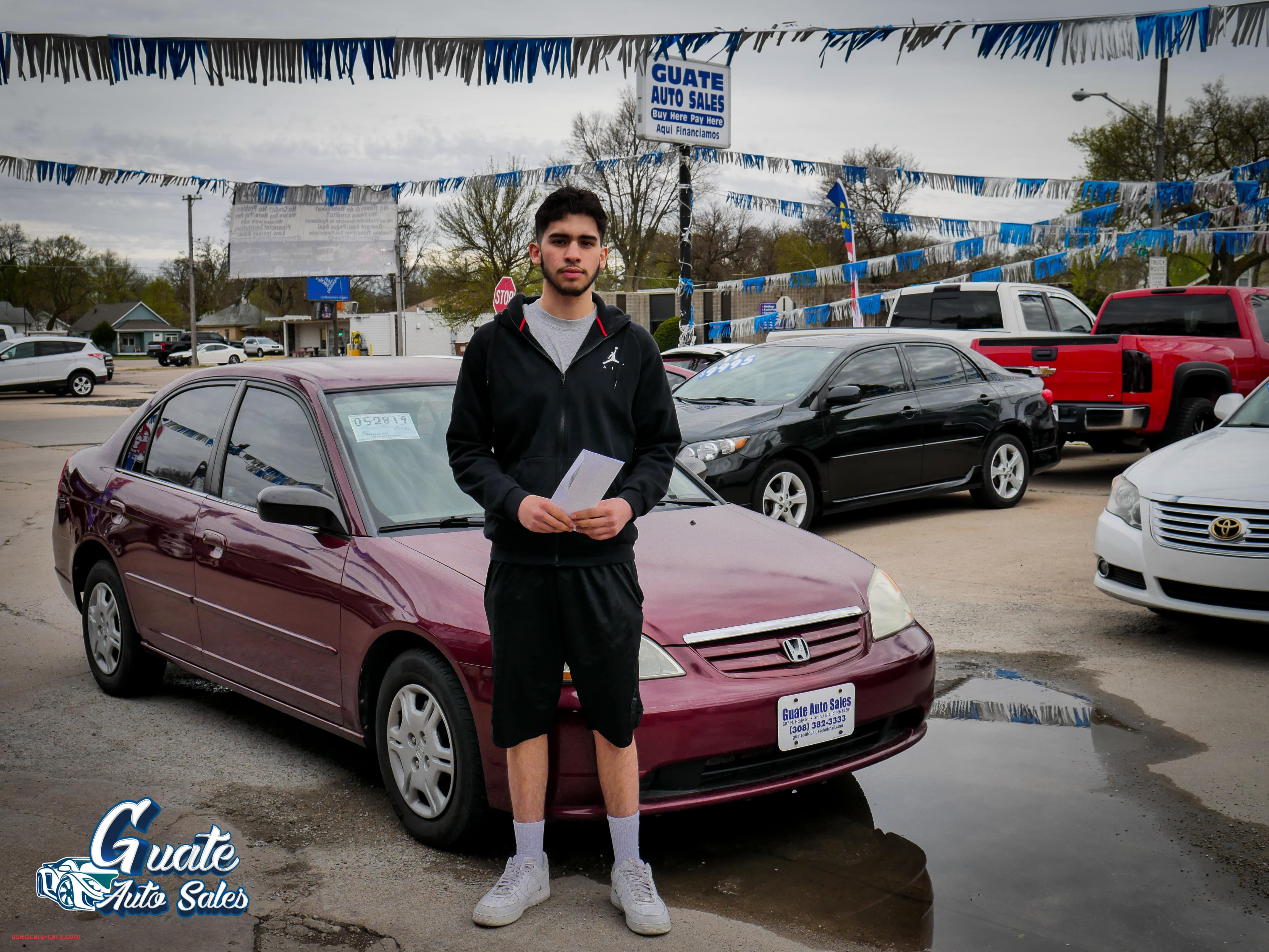 Used Car Dealerships No Credit Check Near Me New Guate Auto Sales Of Grand island Ne Has Clean and Reliable