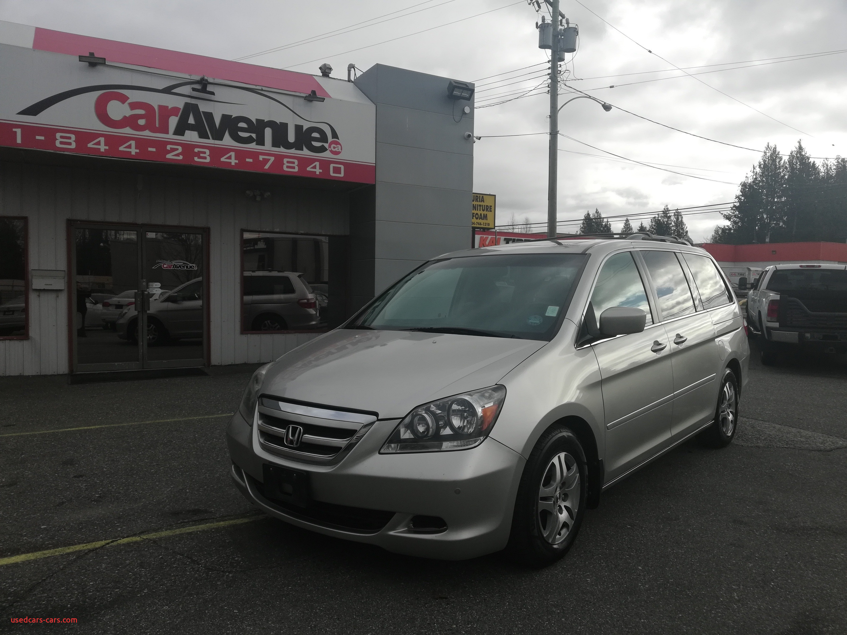 Used Cars Under $3000 Near Me Luxury 2006 Honda Odyssey touring Bc Only Navigation Dvd Sunroof