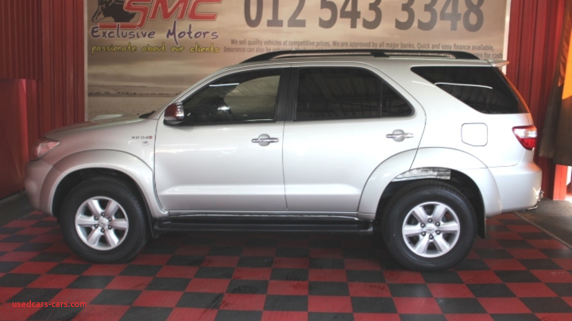 Used Cars for Sale 2010 Best Of toyota fortuner fortuner 3 0d 4d Automatic for Sale In