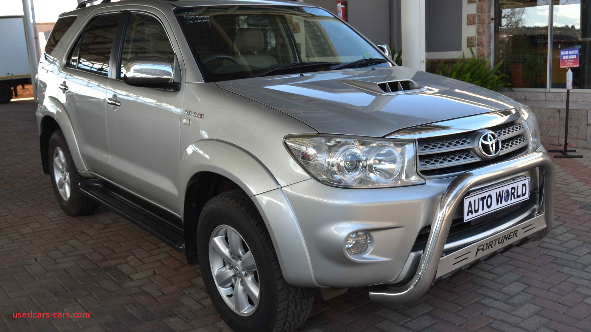 Used Cars for Sale 2010 Inspirational toyota fortuner for Sale In north West