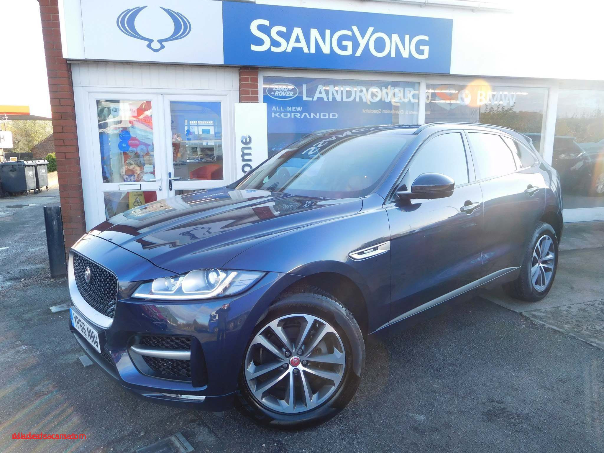 Used Cars for Sale 2016 Lovely Jaguar Suv for Sale Beautiful Used Jaguar F Pace Suv 2 0d R