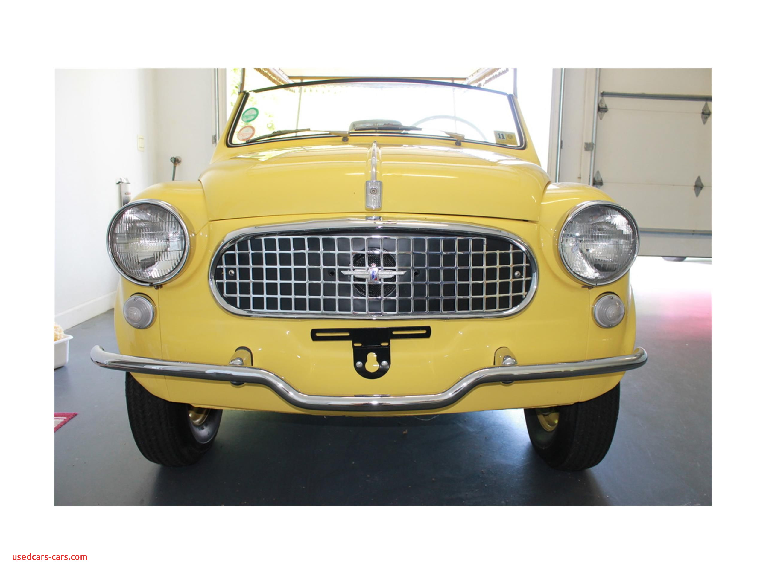 Used Cars for Sale 63376 Inspirational 1960 Fiat 600 for Sale