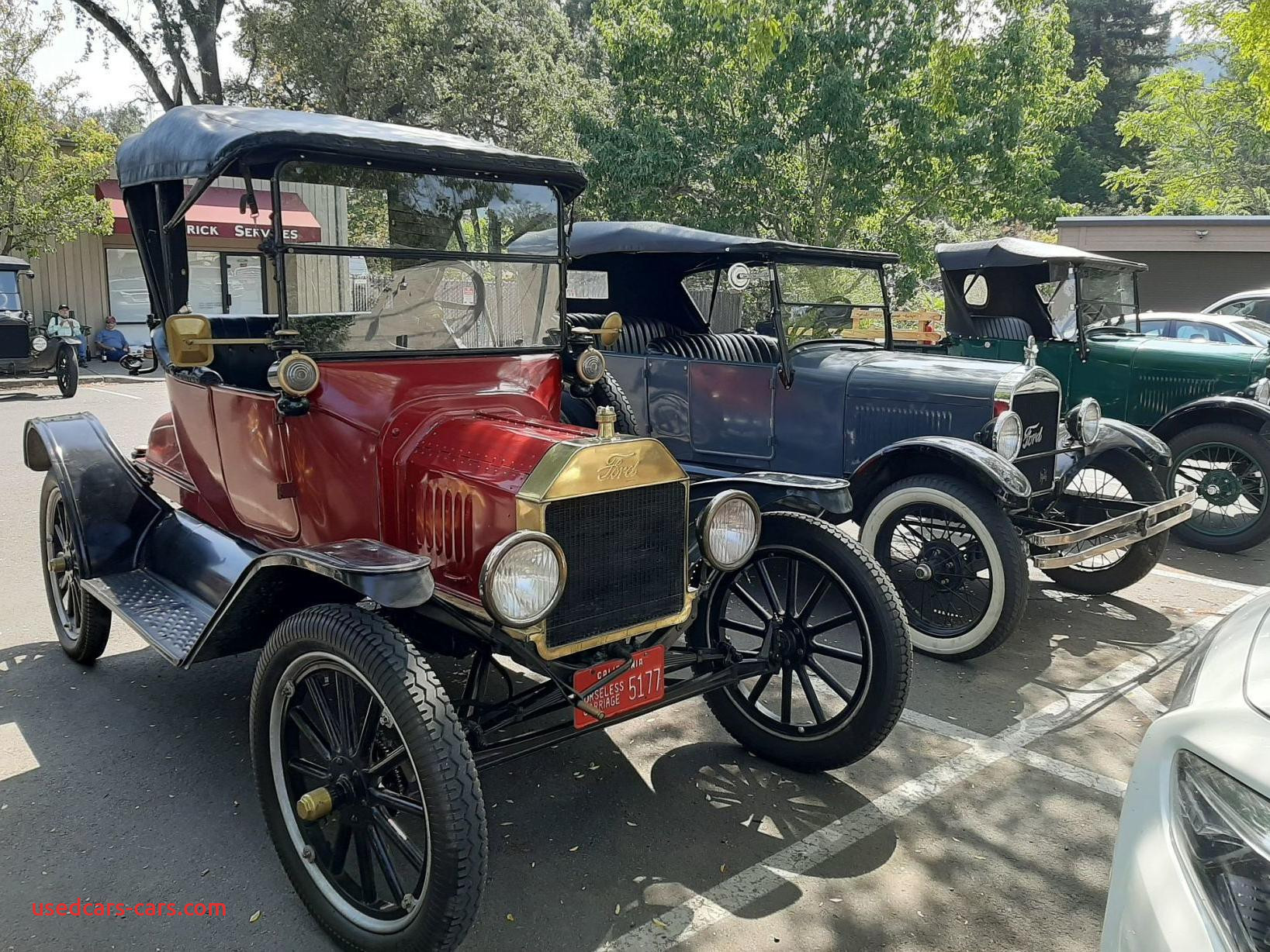 Used Cars for Sale 95823 Awesome Classic ford Model T S Roll Into Calistoga