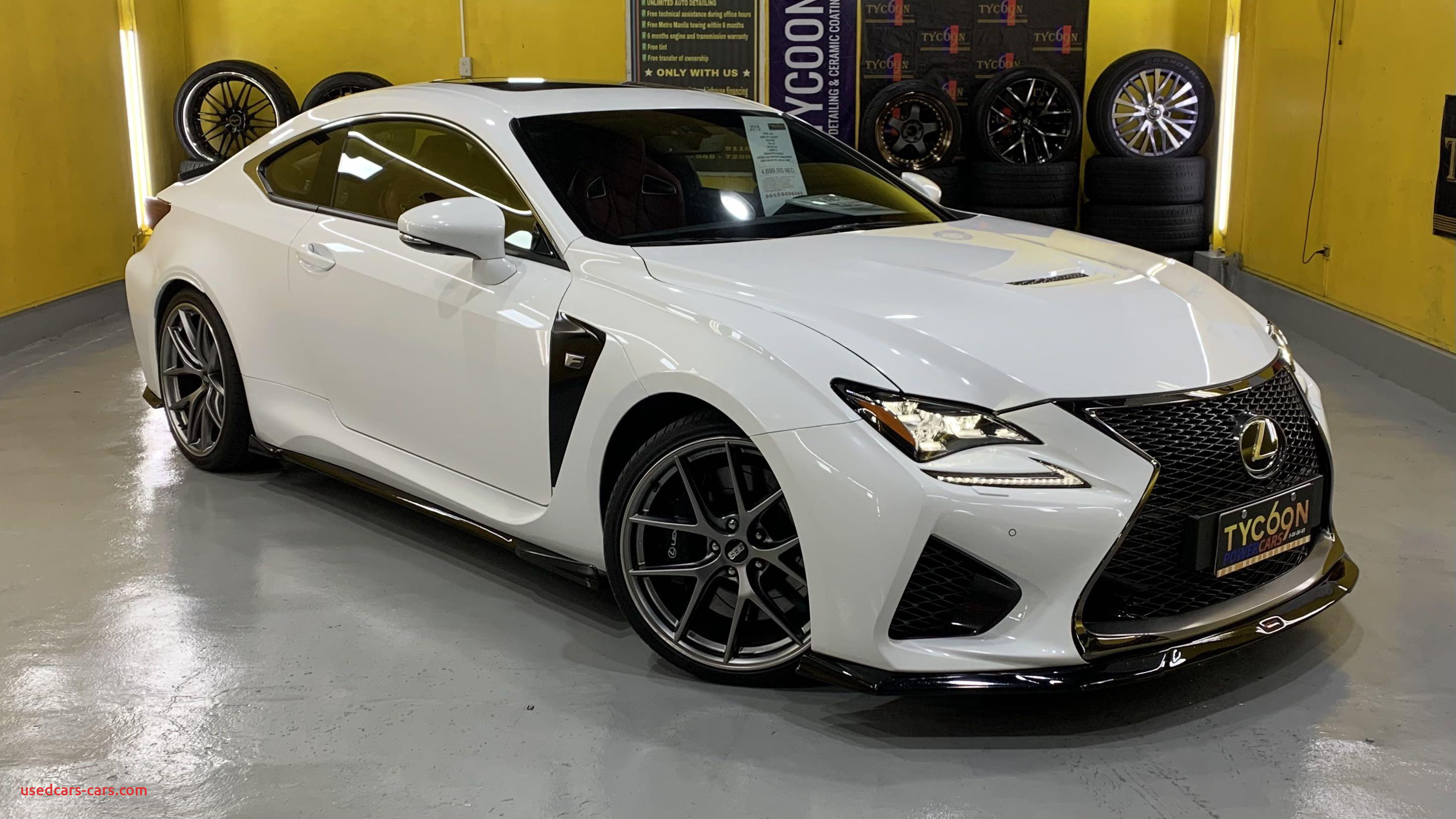 Used Cars for Sale Finance Inspirational Lexus Rcf Coupe Auto Cars for Sale Used Cars On Carousell