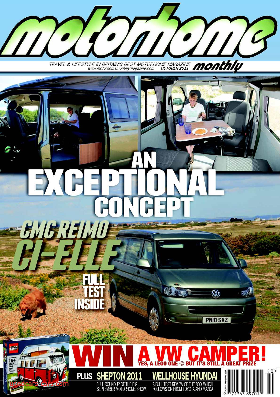 Used Cars for Sale Grimsby Elegant Calaméo October 2011 Motorhome Monthly