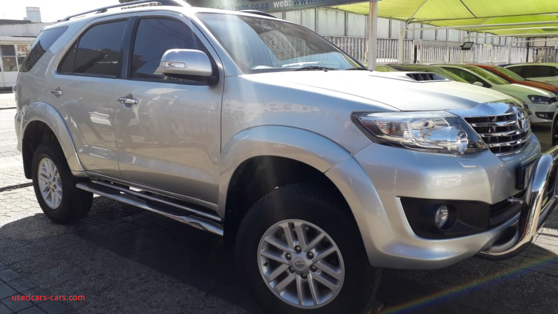 Used Cars for Sale In Gauteng Beautiful toyota fortuner fortuner 3 0d 4d 4x4 Limited for Sale In