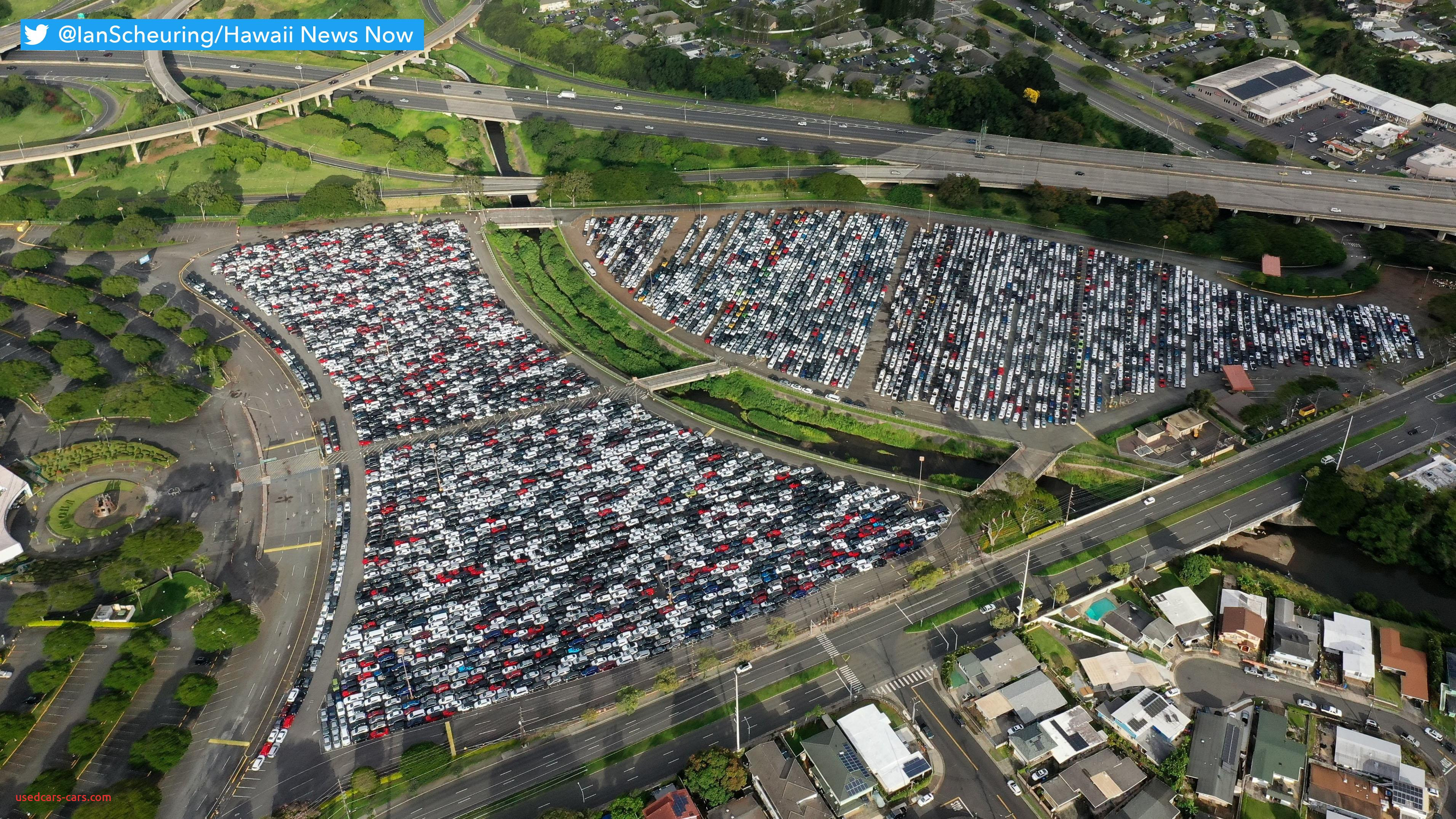 Used Cars for Sale Oahu Fresh High Resolution Aerial View Of the Aloha Stadium Parking Lot