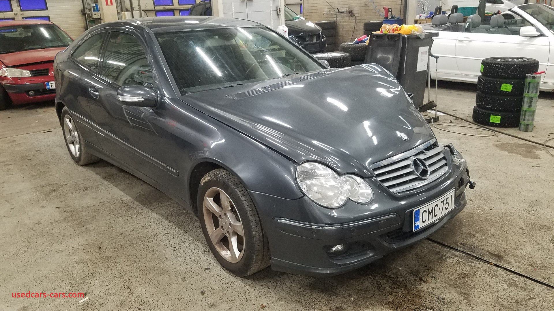 Used Cars for Sale Perth Inspirational 2007 Mercedes Benz C for Sale at Espoo On Tuesday November