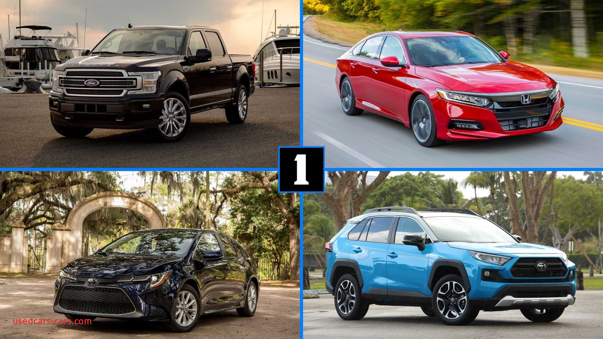 Used Cars for Sale Va Awesome 20 Best Selling Cars and Trucks 2019