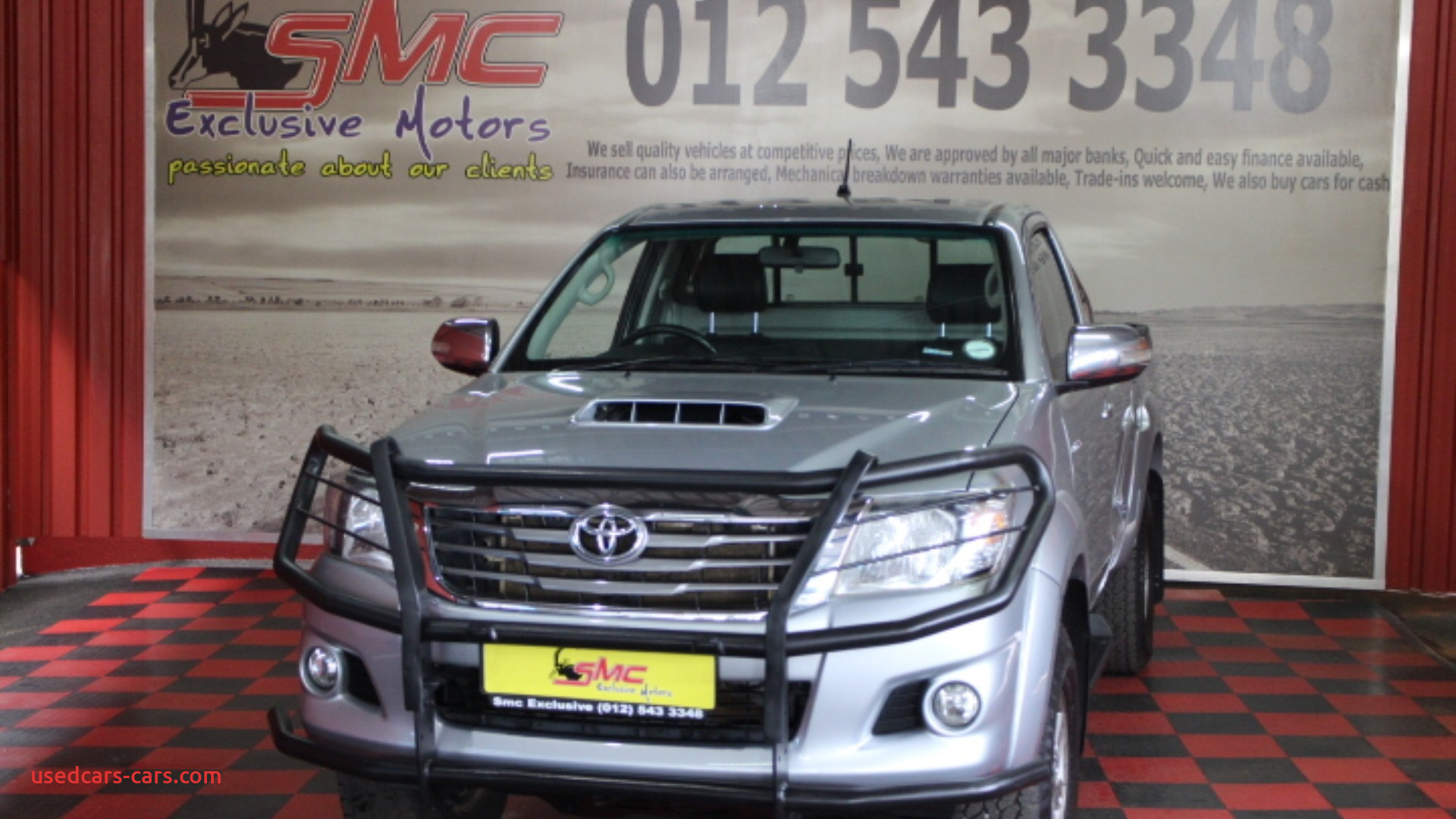toyota hilux 3 0d 4d 4x4 raider legend 45 2015 id or