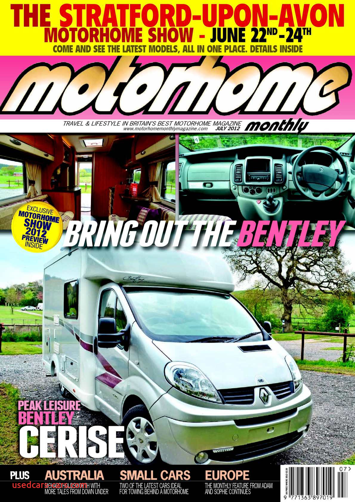 Used Cars for Sale Yeovil Best Of Calaméo July 2012 Motorhome Monthly Magazine
