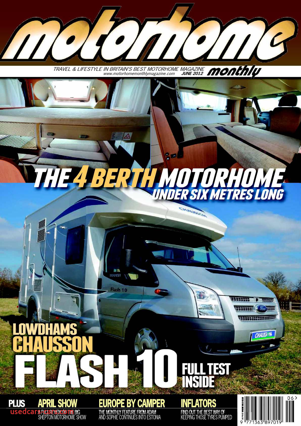 Used Cars for Sale Yeovil Fresh Calaméo June 2012 Motorhome Monthly