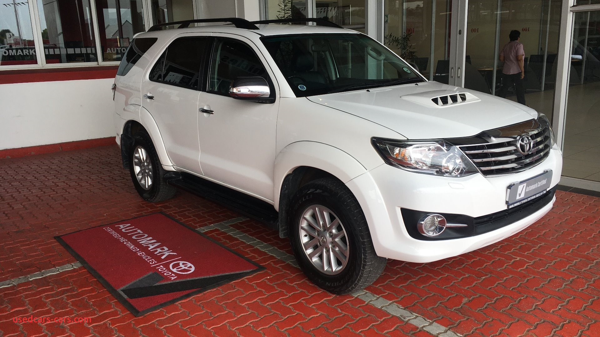 Used Cars for Sale Za Fresh toyota fortuner fortuner 3 0d 4d 4x4 Auto for Sale In