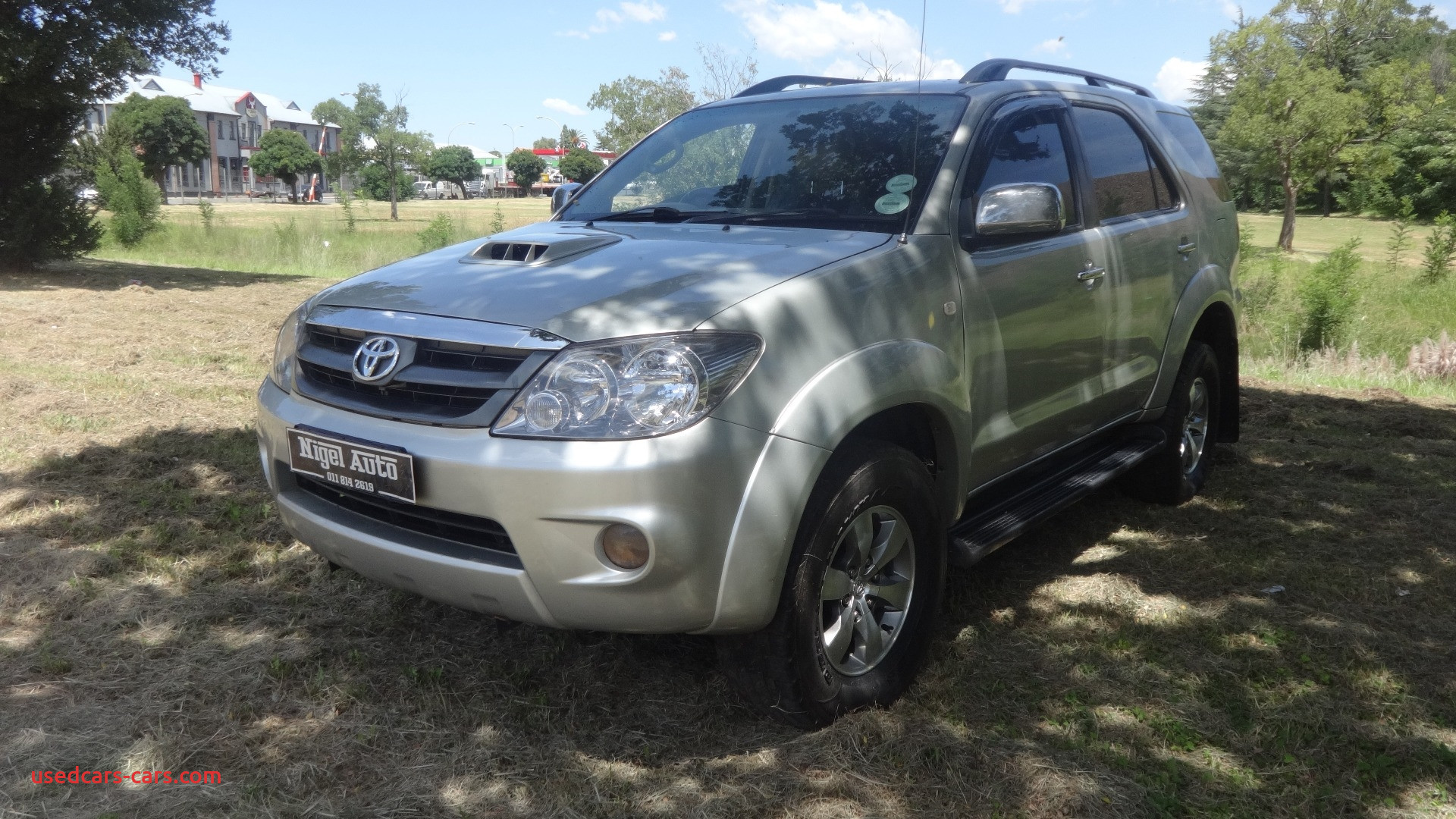 Used Cars for Sale Za Unique toyota fortuner fortuner 3 0d 4d 4x4 for Sale In Gauteng