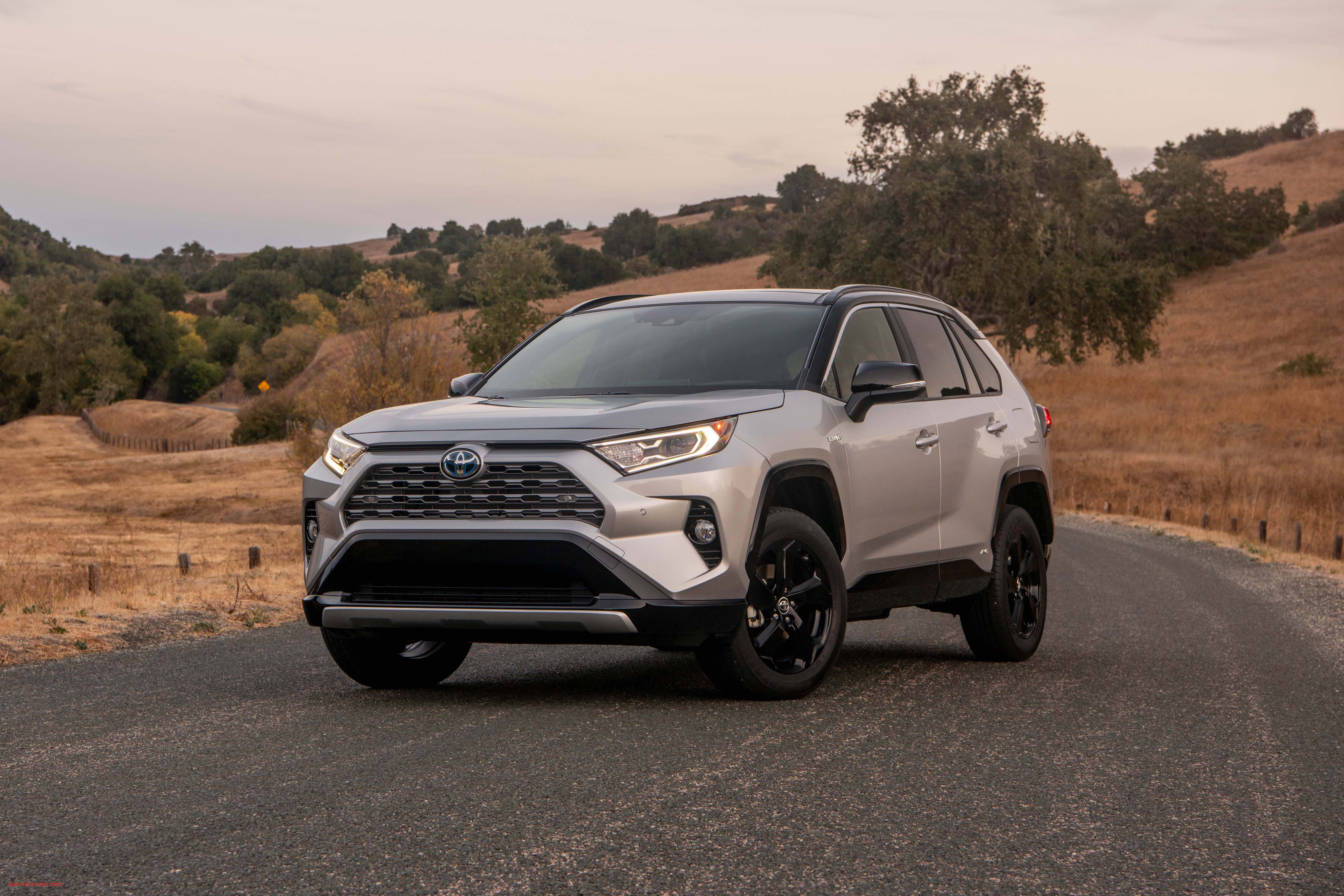 what is best suv hybrid 2019