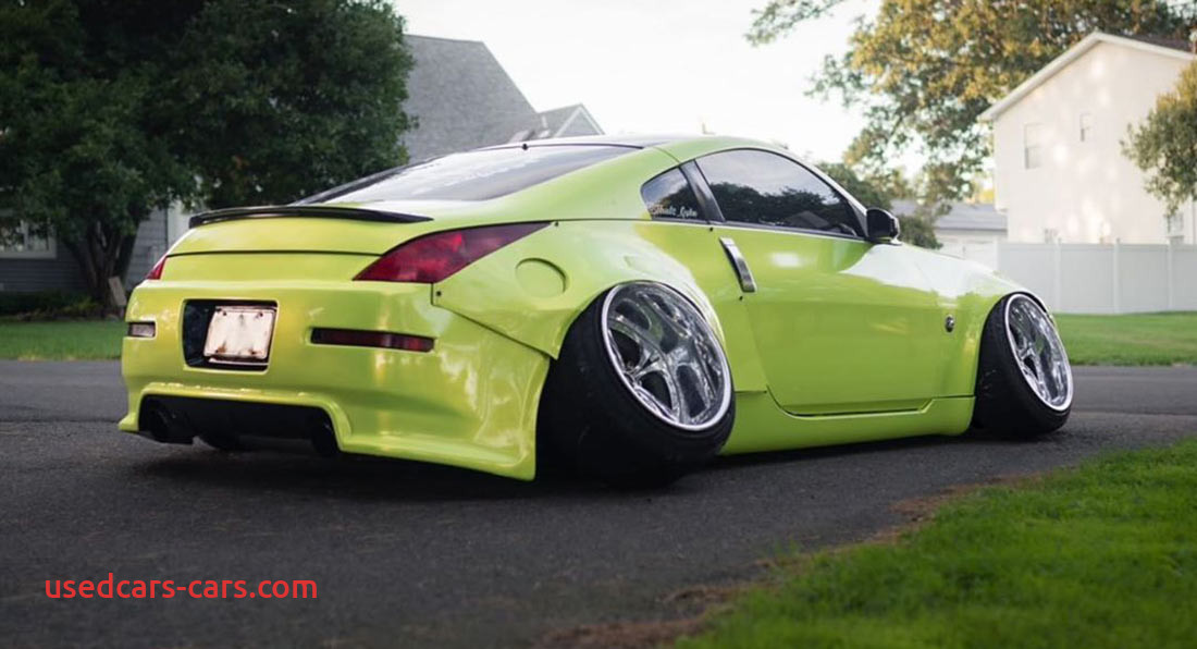 Nissan 350z Fresh What Do You Think This Stanced Nissan 350z