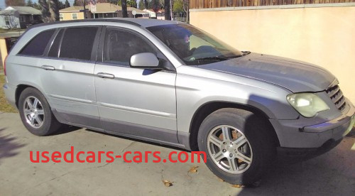 Used Cars for Sale $10000 by Owner Beautiful Chrysler Pacifica Awd touring 07 Under $1k In Ca