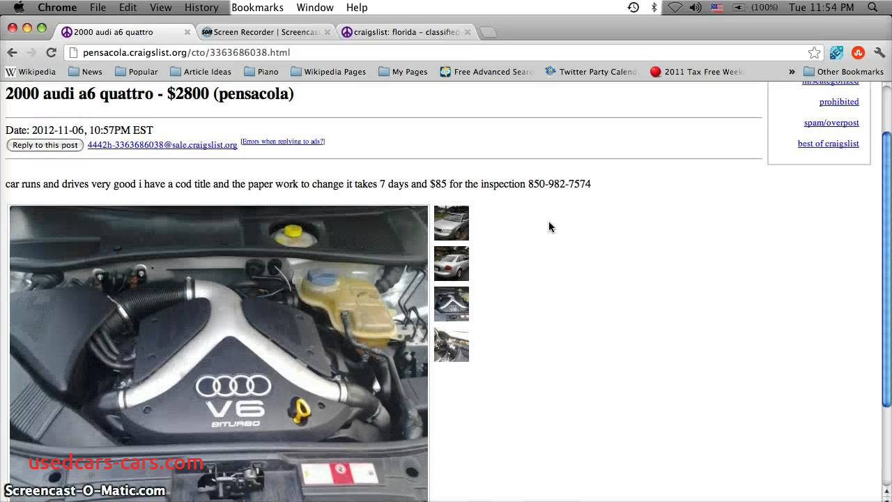 Used Cars for Sale $10000 by Owner Fresh Craigslist Pensacola Florida Cars and Trucks Used for