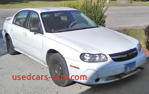 Used Cars for Sale $10000 by Owner Luxury 00 Chevy Malibu Under $1000 In Red Bud Il White