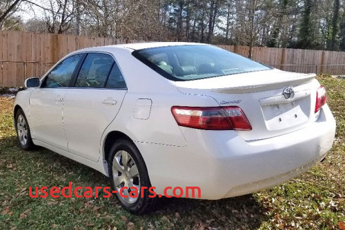 Used Cars for Sale $10000 by Owner Unique toyota Camry Le 07 Under $6000 Near atlanta Ga by