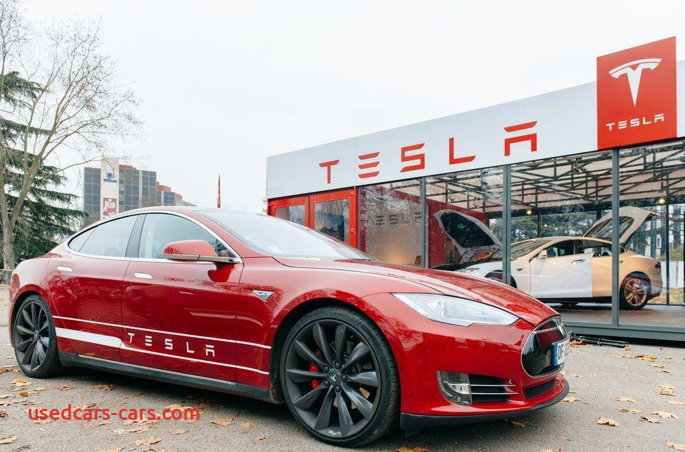 Used Tesla $4000 Fresh Tesla Will Be the Next Amazon – unless It Gets Acquired by