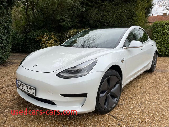 Used Tesla Model 3 Lovely Local Used Tesla Model 3 Standard Plus Deals In Coventry