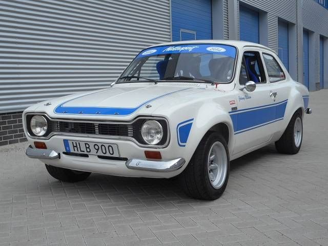 Ford Escort Classic Cars for Sale