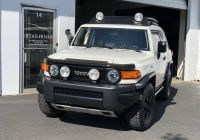 008 toyota Fj Cruiser Best Of 2009 toyota Fj Cruiser Iceberg White — Detailership™