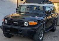 008 toyota Fj Cruiser Elegant How Many Miles Do You Have Your Fj today