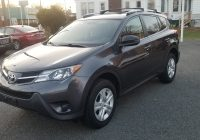1 Owner Used Cars Best Of 2015 toyota Rav4 Le Awd 2 5l 4 Cylinder Clean Carfax 1 Owner Under