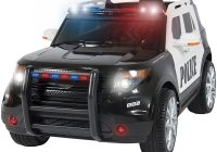 12v Kids Car Beautiful Best Choice Products 12v Kids Police Rc Remote Ride On