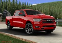1500 Ram Awesome 2019 Ram 1500 Configurator now Online Off Road Com