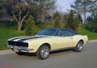 1967 Chevrolet Camaro Rs Awesome the 10 Greatest Chevrolet Camaros All Time