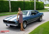 1967 Chevrolet Camaro Rs Inspirational Used 1967 Chevrolet Camaro Rs for Sale $34 500