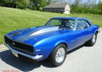 1967 Chevrolet Camaro Rs New 1967 Chevrolet Camaro Rs Ss Pro Street Tubbed