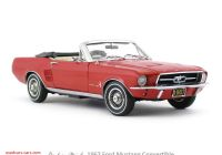 1967 ford Mustang Convertible Awesome 1967 ford Mustang Convertible Danbury Mint