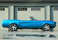 1967 ford Mustang Convertible Beautiful 1967 ford Mustang Passenger Side View