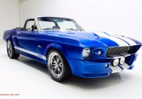 1967 ford Mustang Convertible Best Of 1967 ford Mustang Convertible Eleanor 408 550