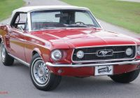 1967 ford Mustang Convertible Best Of 1967 ford Mustang
