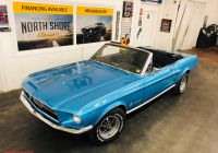 1967 ford Mustang Convertible Elegant 1967 ford Mustang 289 C Code Fun Convertible See Video