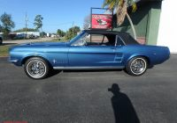 1967 ford Mustang Convertible Elegant Used 1967 ford Mustang Convertible for Sale $25 900
