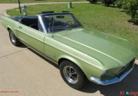 1967 ford Mustang Convertible Fresh 1967 ford Mustang Convertible 289 Automatic