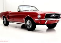 1967 ford Mustang Convertible Fresh 1967 ford Mustang Convertible with Factory A C