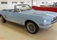 1967 ford Mustang Convertible Fresh 1967 ford Mustang Gta Tribute Stock for Sale Near
