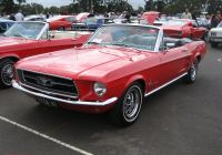 1967 ford Mustang Convertible Fresh File ford Mustang Convertible 1967 Wikimedia Mons
