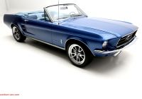 1967 ford Mustang Convertible Inspirational 1967 ford Mustang Convertible Acapulco Blue New 302 Engine