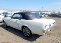 1967 ford Mustang Convertible Lovely 1967 ford Mustang Аукціон