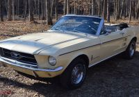 1967 ford Mustang Convertible Luxury 1967 ford Mustang Convertible